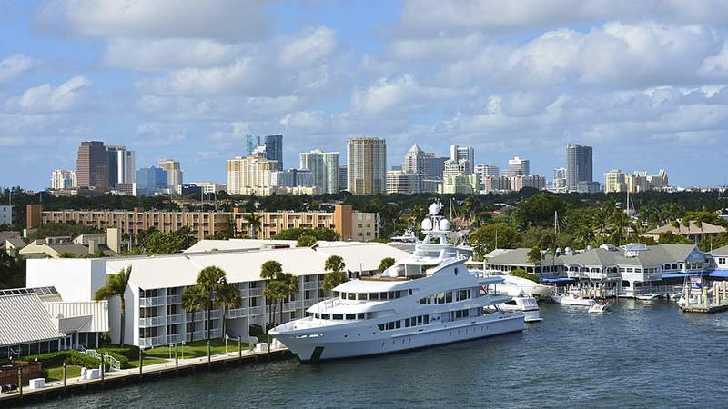 Fort Lauderdale is becoming a pricier place to rent than Miami.