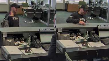 FBI releases surveillance images from bank robberies in Miami, Miami Beach