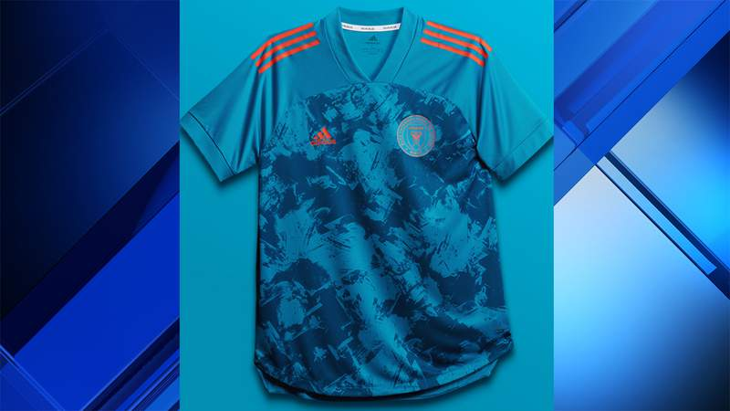 Inter Miami's newest jersey sends an environmental message.