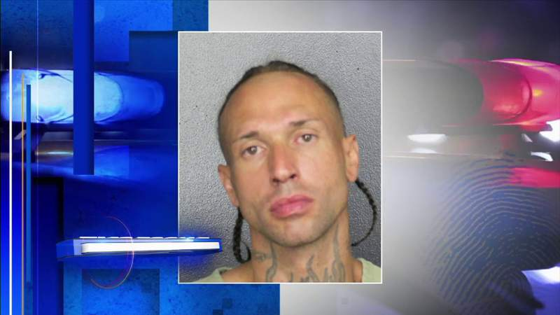 Thief with stars tattoos targeted several carpenters in Broward County, deputies say