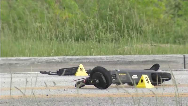Man riding scooter killed in hit-and-run crash in Miami-Dade County