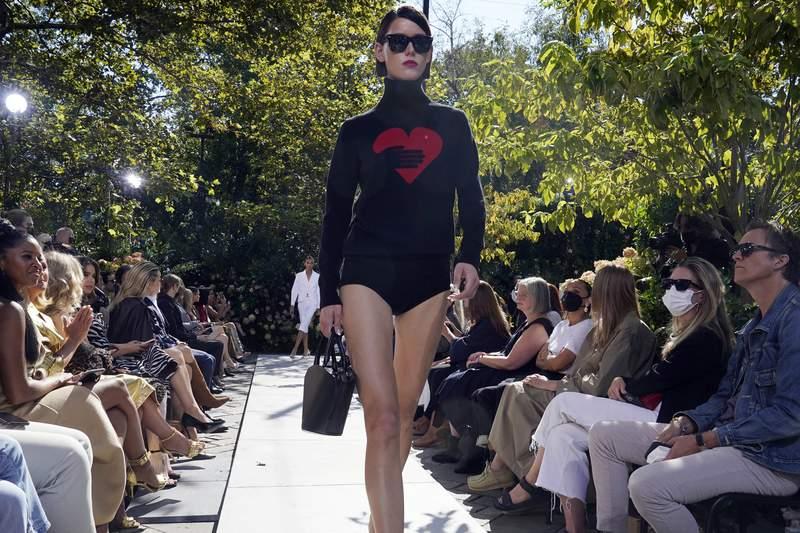 Michael Kors returns to NY Fashion Week with urban romance