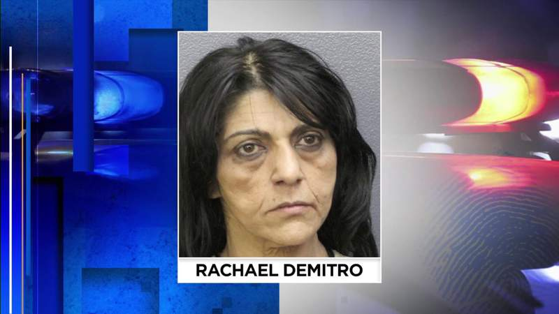 Woman arrested for allegedly posing as FPL worker and robbing elderly woman