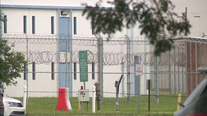 Woman gives birth in Broward jail, leading to firing of detention officials