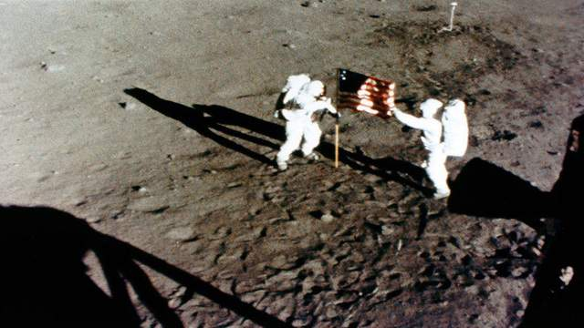 Apollo Moon Landing Astronaut Neil Armstrong did something no one had ever done before. On July 20, 1969, he set foot on the moon. Now, a woman has sold the bag used for collecting moon dust for $1.8 million.