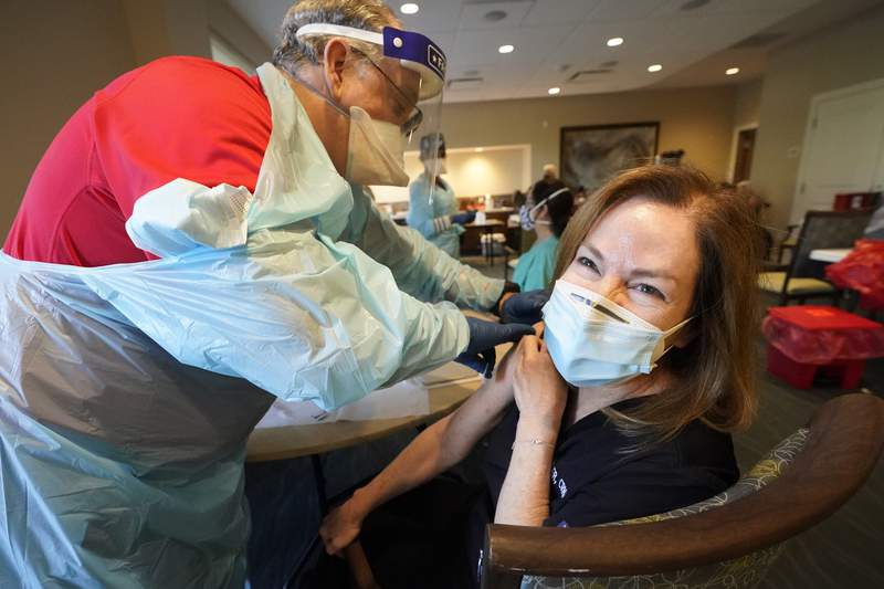 More vaccine appointments are coming available for South Florida senior citizens, though the demand still exceeds the supply.