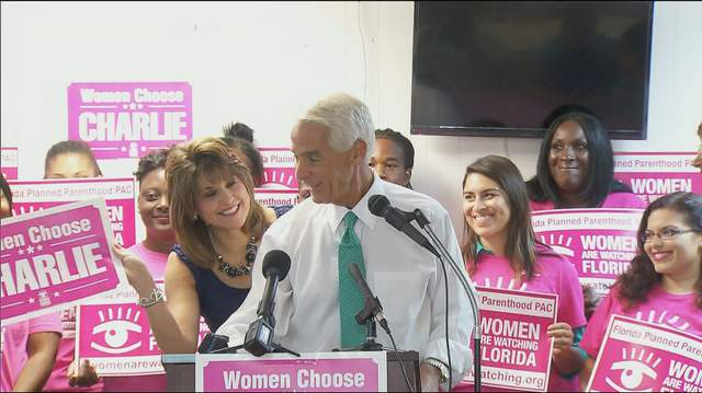 Charlie Crist endorsed by Florida Planned Parenthood PAC