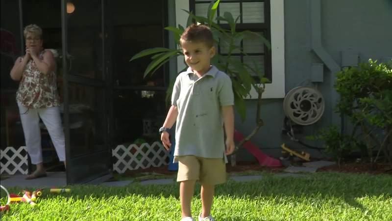 Coyote charges boy playing in Tamarac backyard