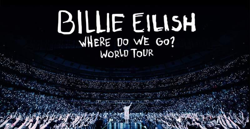 American Airlines Arena hosts Billie Eilish