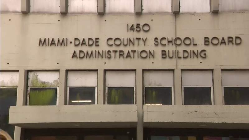 Plan to reopen Miami-Dade County Public Schools coming next week