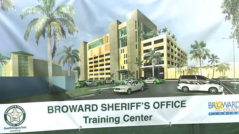 BSO breaks ground on new training center
