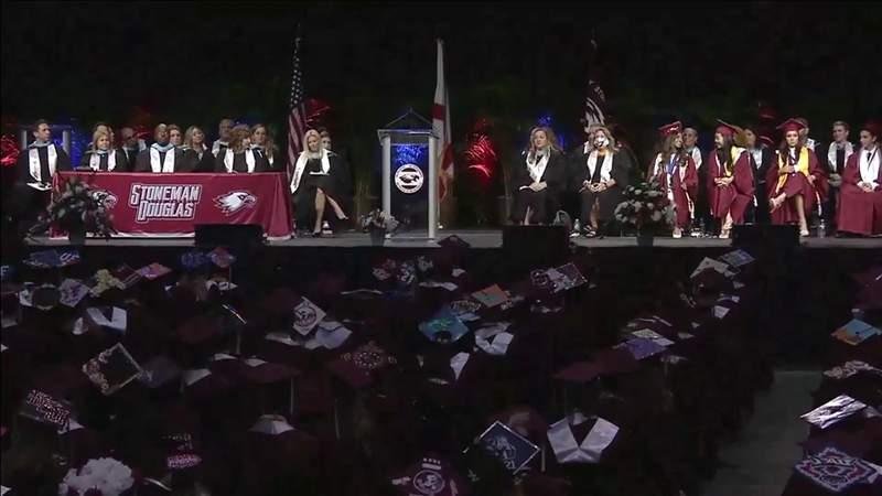 President Biden records message for Marjory Stoneman Douglas graduates