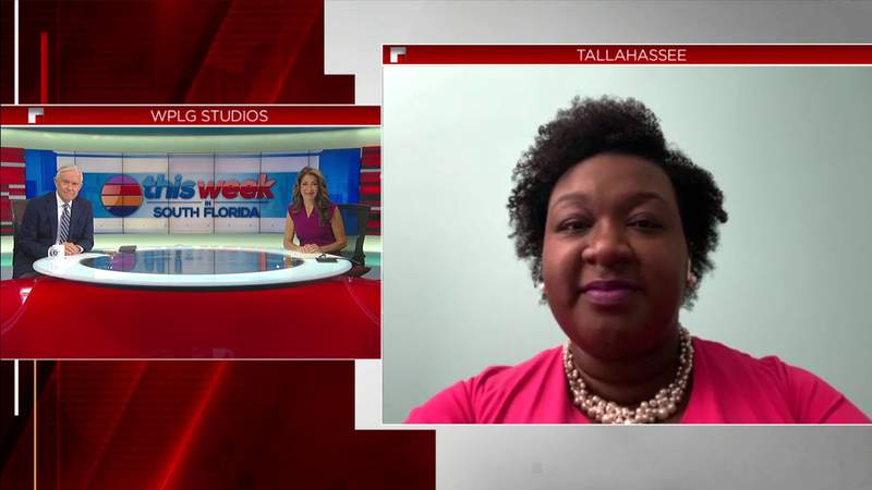 TWISF is joined by Dr. Shamarial Roberson, Deputy Secretary for the Florida Department of Health