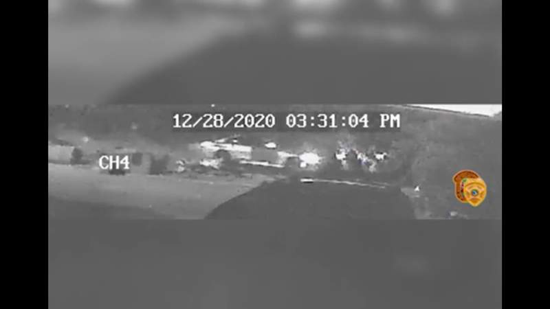 Newly released video shows moments after deadly drive-by in Brownsville