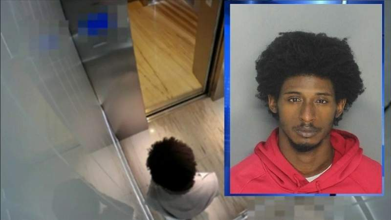 Brickell suspected rapist appears in court and says victim is 'lying on me'