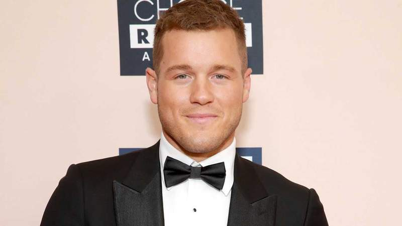 Colton Underwood. Photo by Rich Fury/Getty Images.