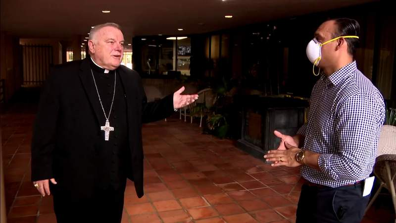 Archdiocese of Miami says masses can resume, with restrictions