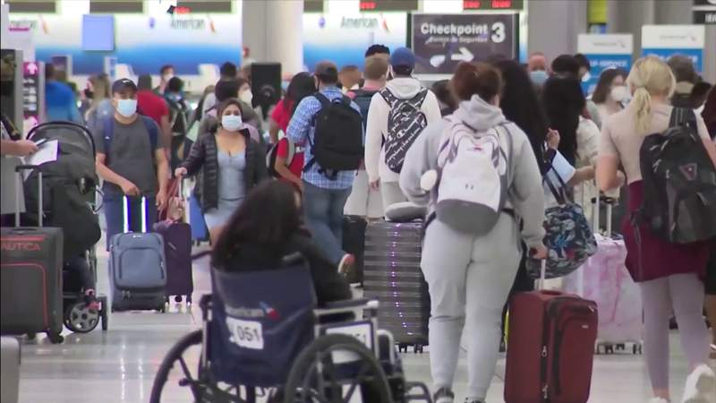 CDC gives new travel guidelines for those fully vaccinated ahead of Easter holiday