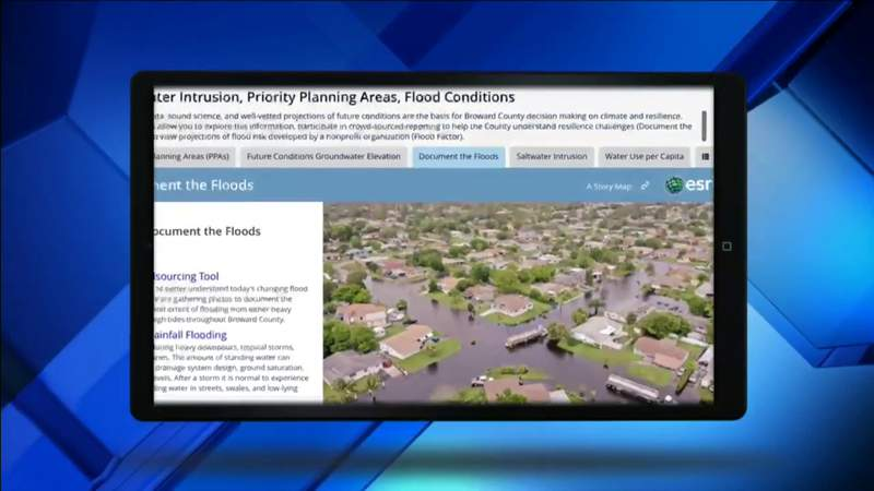 Broward County launches environmental dashboard to track initiatives, problem areas, and more