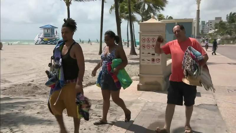 Enjoy Labor Day weekend — but follow all the rules, South Florida leaders say