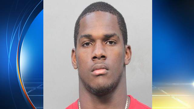 University of Miami Hurricanes running back Mark Walton was arrested on suspicion of driving under the influence.