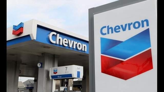 Chevron -- Work-life balance rating: 3.9