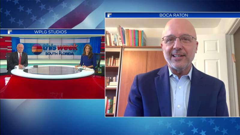 Rep. Ted Deutch joins TWISF to discuss acts of violence at US Capitol