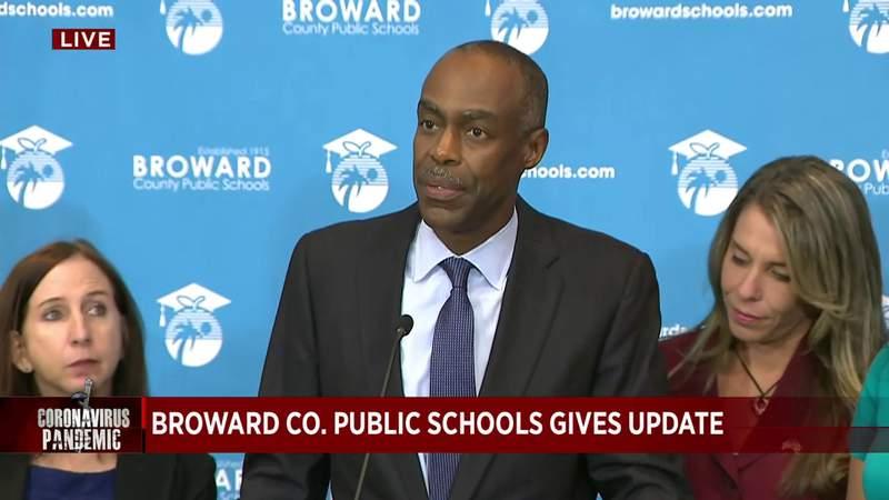 COVID-19 pandemic response: Broward County schools to temporarily close starting Monday