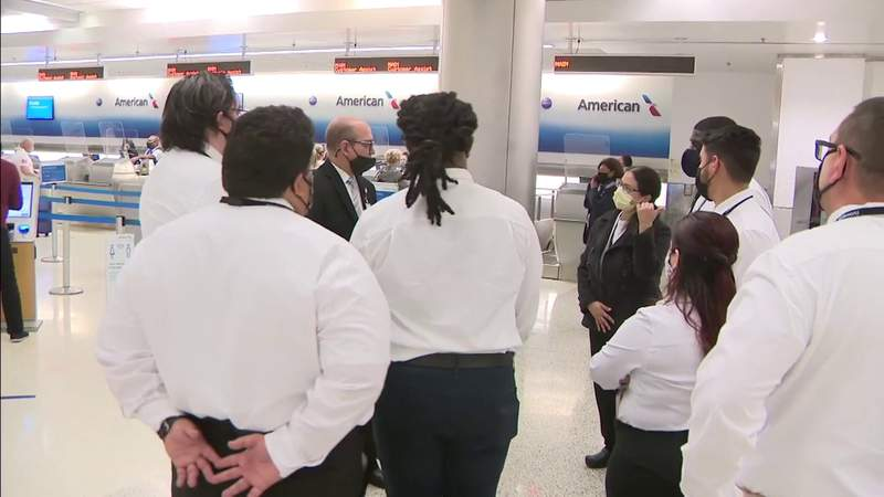 New COVID-19 relief bill will help keep thousands of airline workers employed