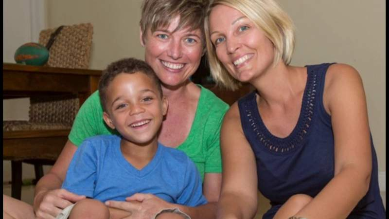 South Florida moms fought state for right to keep their adopted son