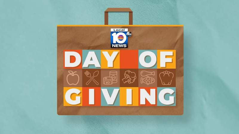 Local 10 Day of Giving.