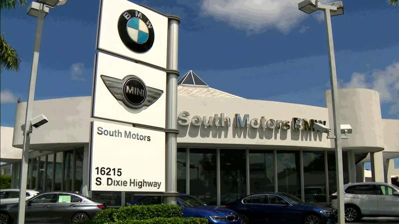 BMW dealership allegedly crashes man's car that was in for service, hiding details of accident