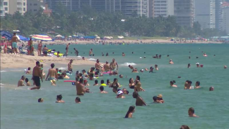 Broward beaches reopen ... but how long will that last?