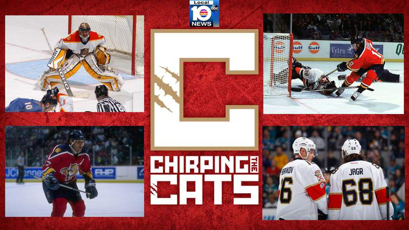Chirping the Cats - Episode 19