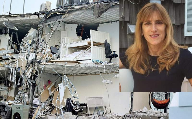 Linda March had moved from Manhattan to Surfside a few months prior to the collapse and had rented Penthouse 4 at the Champlain Towers South.