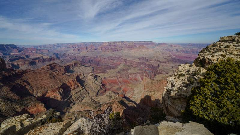 Stock image of the Grand Canyon. Photo by Josh Brasted