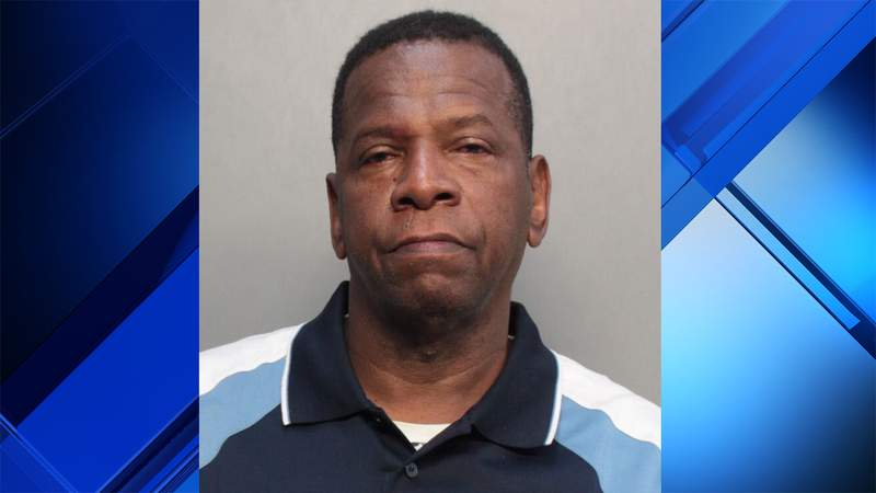 Tyrone Greene, 57, of Miramar, is accused of selling counterfeit NFL gear ahead of Super Bowl LIV at his store in northwest Miami-Dade.