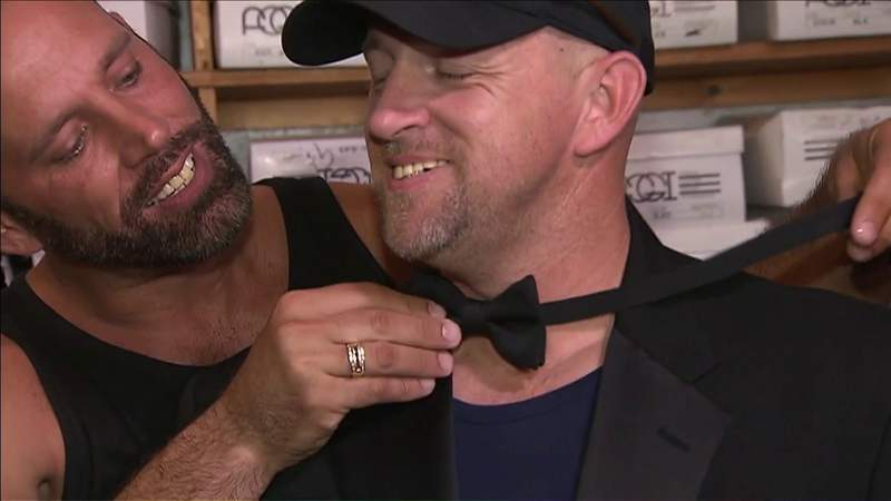 Pride Month: Key West couple fought for the right to marry