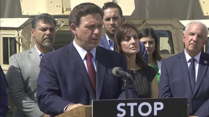 DeSantis signs bills aimed at combating influence from 'foreign adversaries'