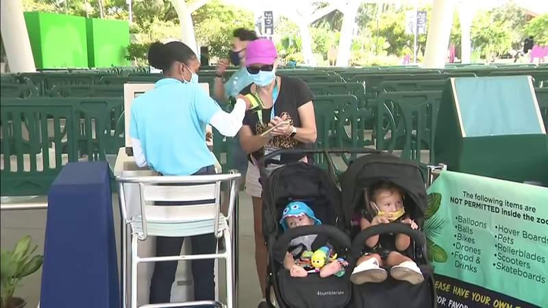 Zoo Miami reopens to public Tuesday