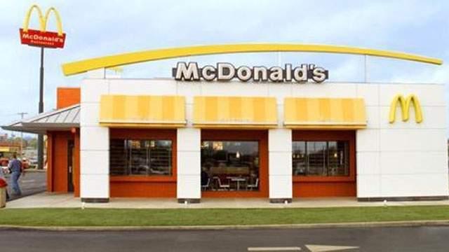 McDonald's --providing breakfast for educators October 11-15th.
