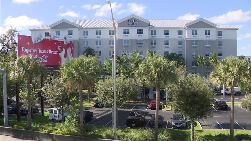 BSO deputies investigating murder of woman found inside Dania Beach hotel